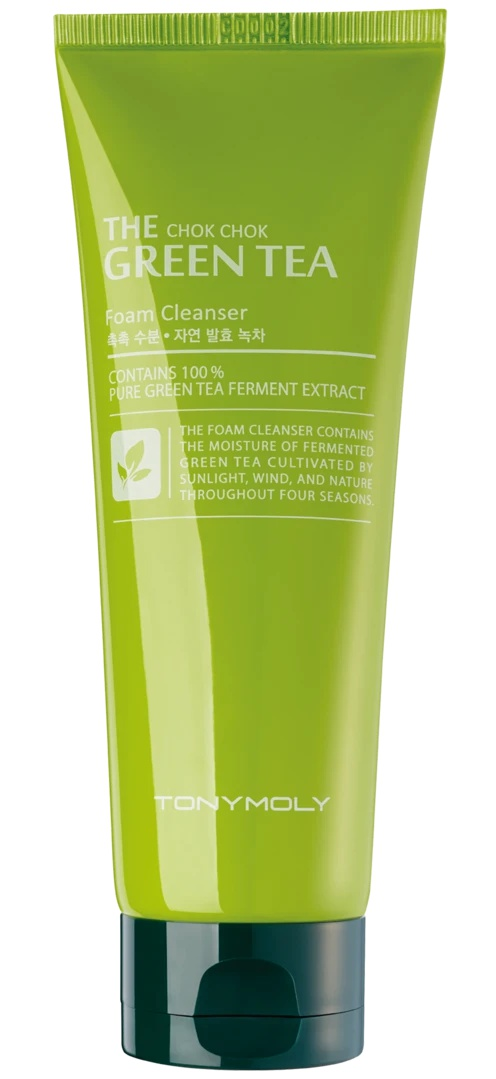 TonyMoly Chok Chok Green Tea Foam Cleanser