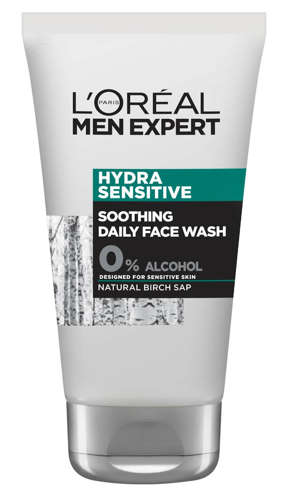 L'Oreal Men Expert Hydra Sensitive Skin Face Wash