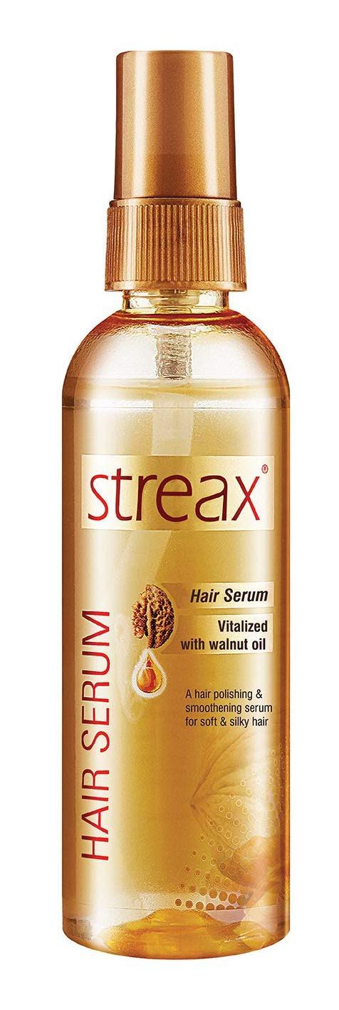 Streax professional Streax Perfect Shine Hair Serum With Walnut Oil