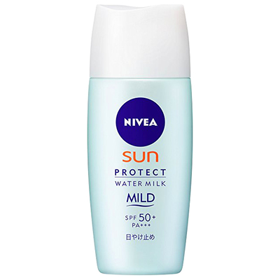 Nivea Sun Protect Water Milk Mild