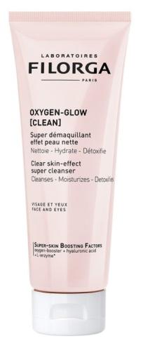 Filorga Laboratories Oxygen-Glow [Clean] Clear Skin-Effect Super Cleanser