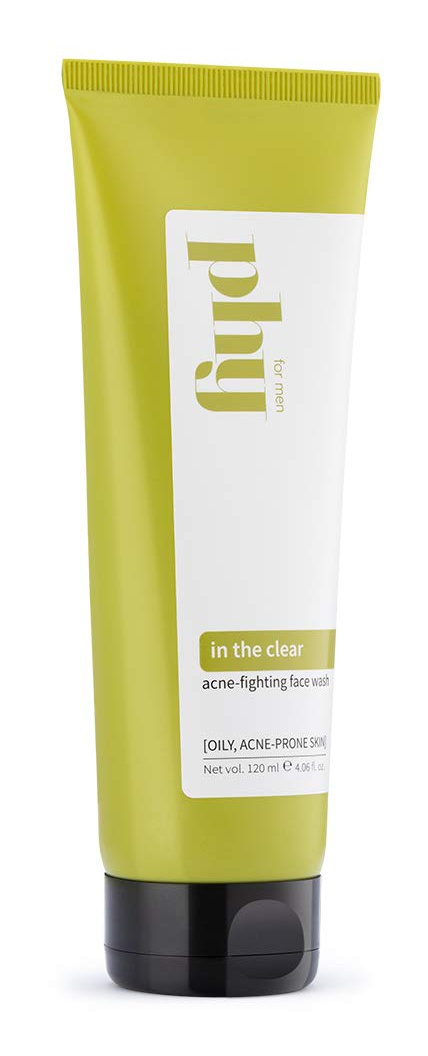 Phy In The Clear Acne-Fighting Face Wash