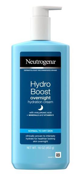 Neutrogena Hydro Boost Overnight Hydration Cream