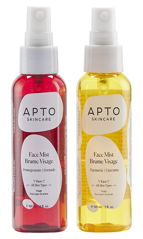 Apto Pomegranate And Turmeric Mist Duo