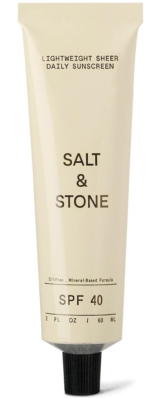 Salt & Stone Lightweight Sheer Daily Sunscreen SPF 40
