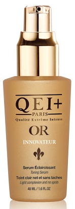 QEI+ Concentrated Brightening Serum Gold