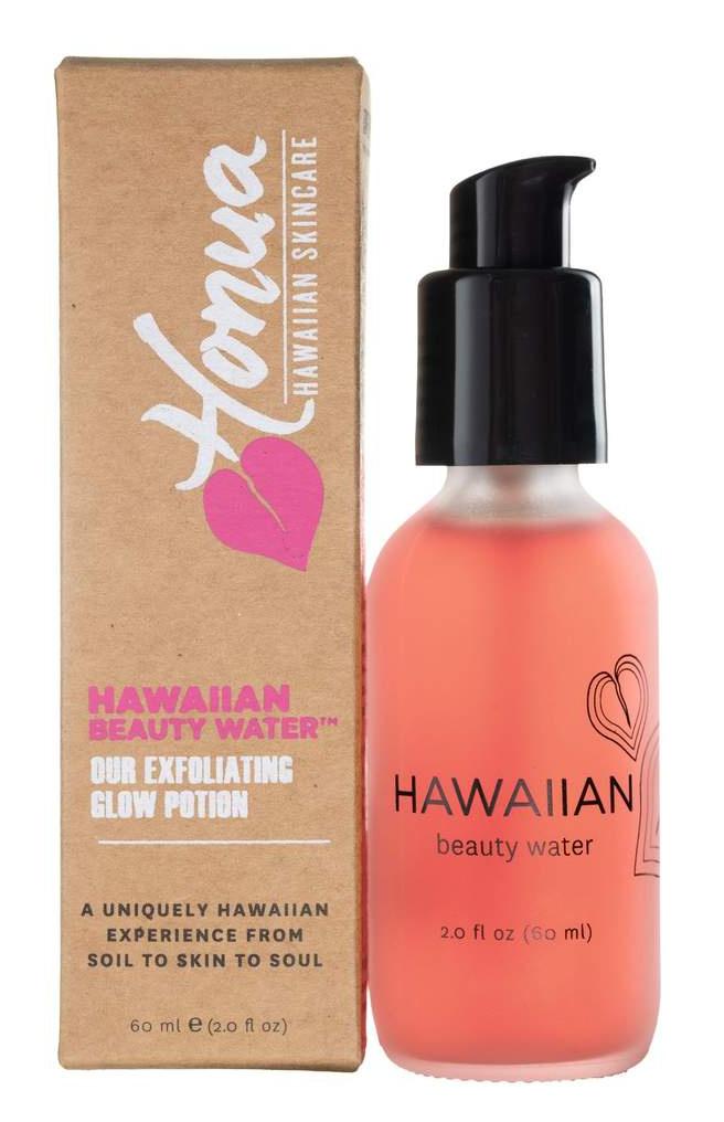 Honua Hawaiian Skincare Hawaiian Beauty Water