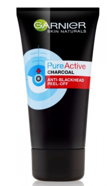 Garnier Pure Activ Charcoal - Anti - Blackhead Peel - Off