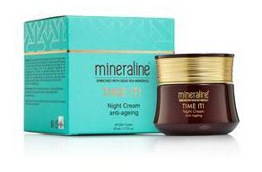 Mineraline Time It! Night Cream
