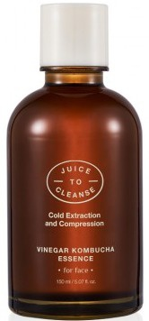 Juice to Cleanse Vinegar Kombucha Essence