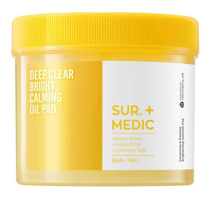 Neogen Surmedic Deep Clear Bright Calming Oil Pad