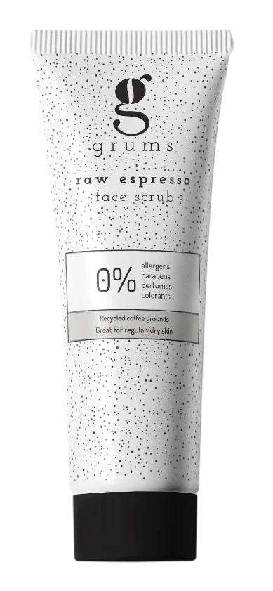 grums aarhus Raw Espresso Face Scrub