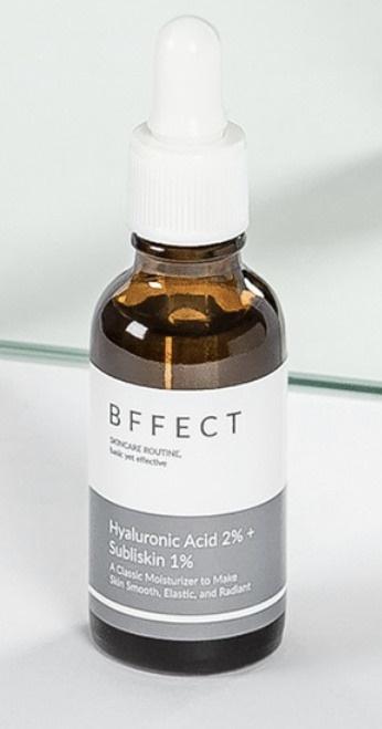 Formotopia BFFECT Hyaluronic Acid Serum (Hyaluronic Acid 2% + Subliskin 1%)