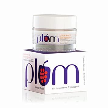 PLUM Grape Seed & Sea Buckthorn Nurturance Night Cream
