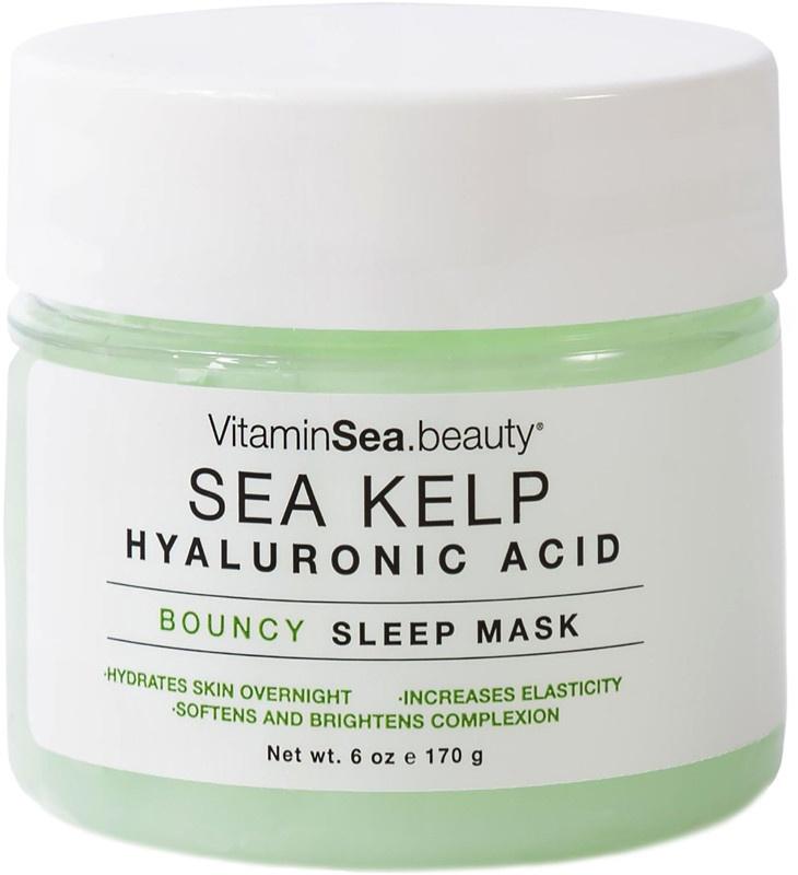 VitaminSea.Beauty Sea Kelp Hyaluronic Acid Bouncy Sleep Mask