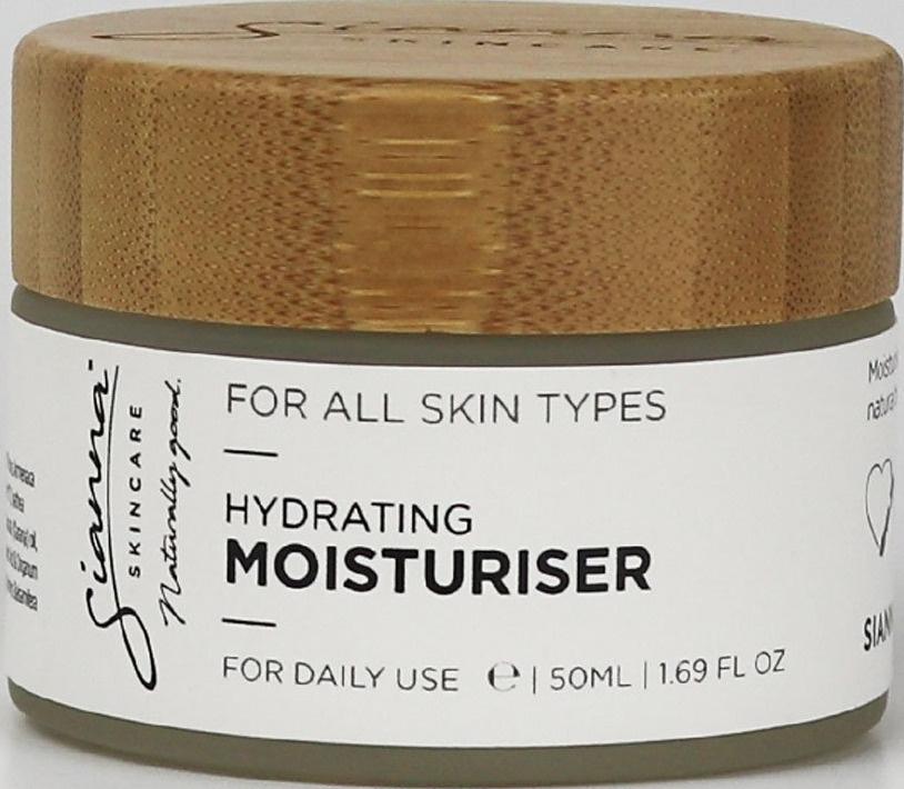 Sianna skincare Hydrating Moisturiser (V)