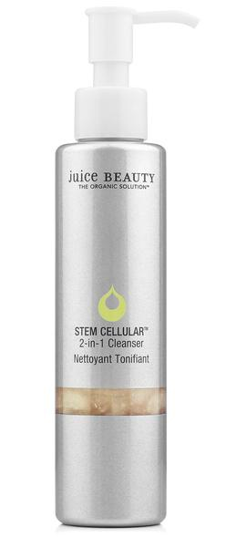 Juice Beauty Stem Cellular 2 In 1 Cleanser Nettoyant Tonifiant