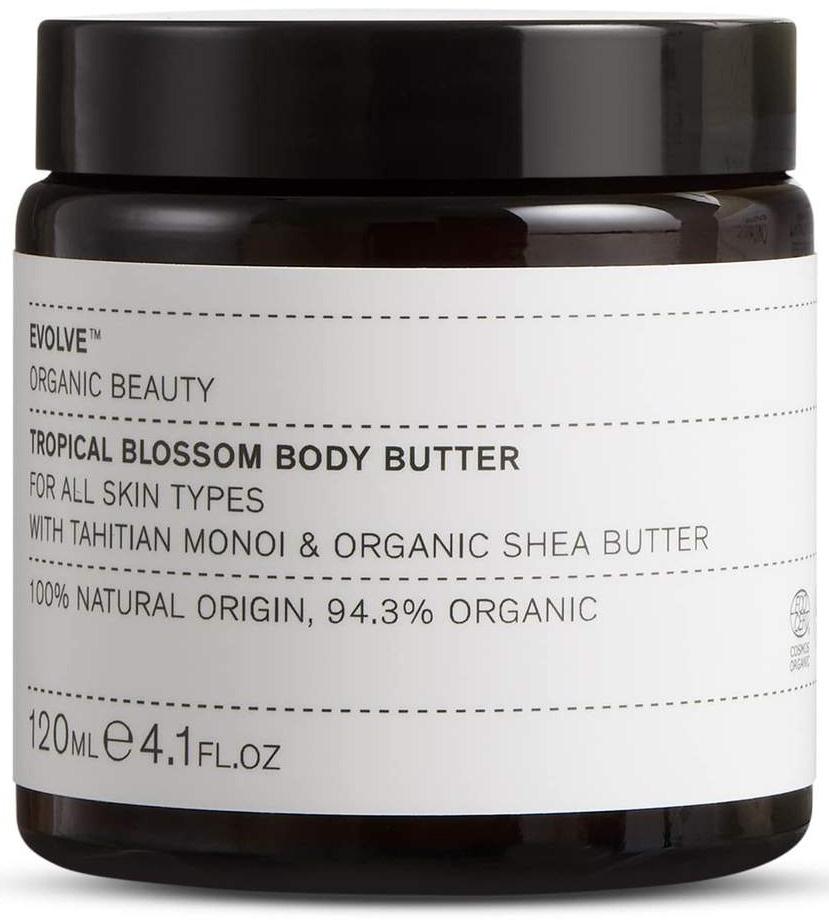 Evolve Beauty Tropical Blossom Body Butter