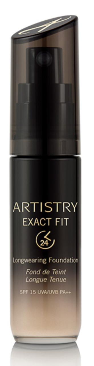 Artistry Longwearing Foundation Artistry Exact Fit™