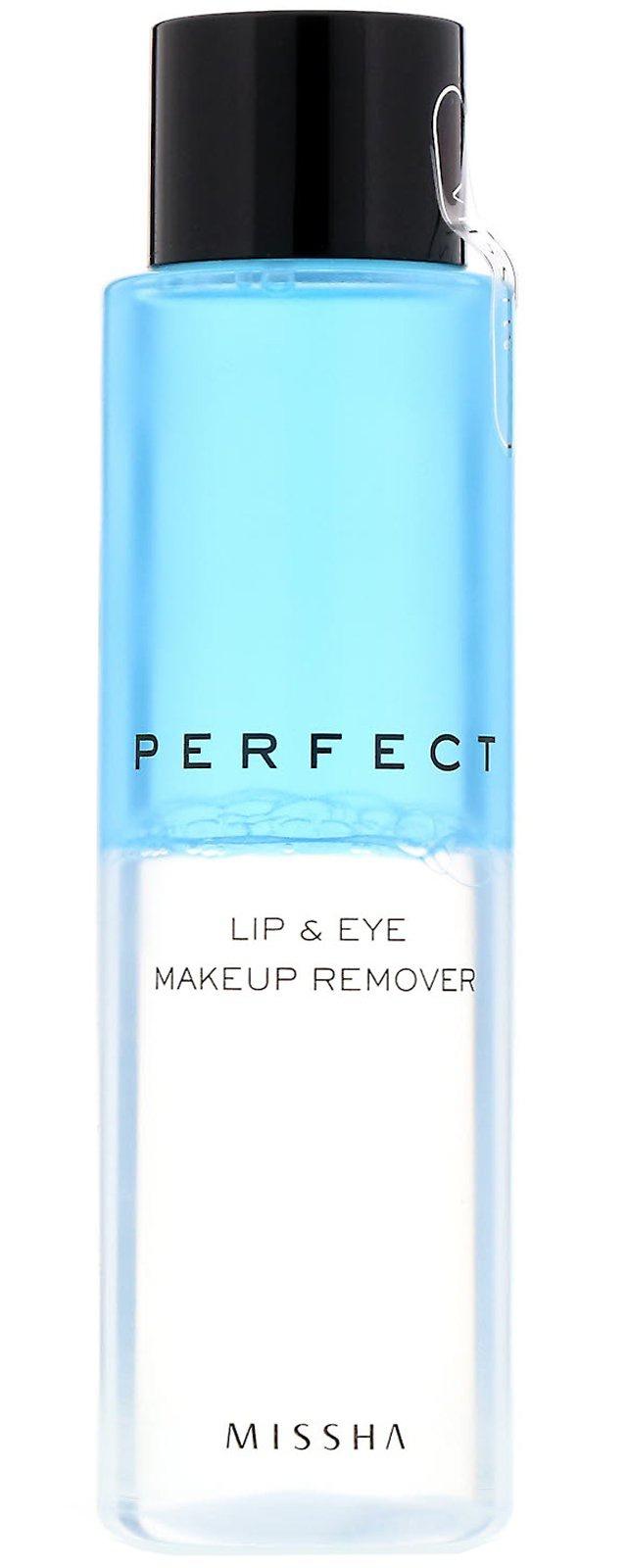 Missha Perfect Lip & Eye Makeup Remover