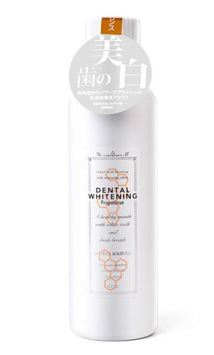 Propolinse Mouthwash Dental Whitening