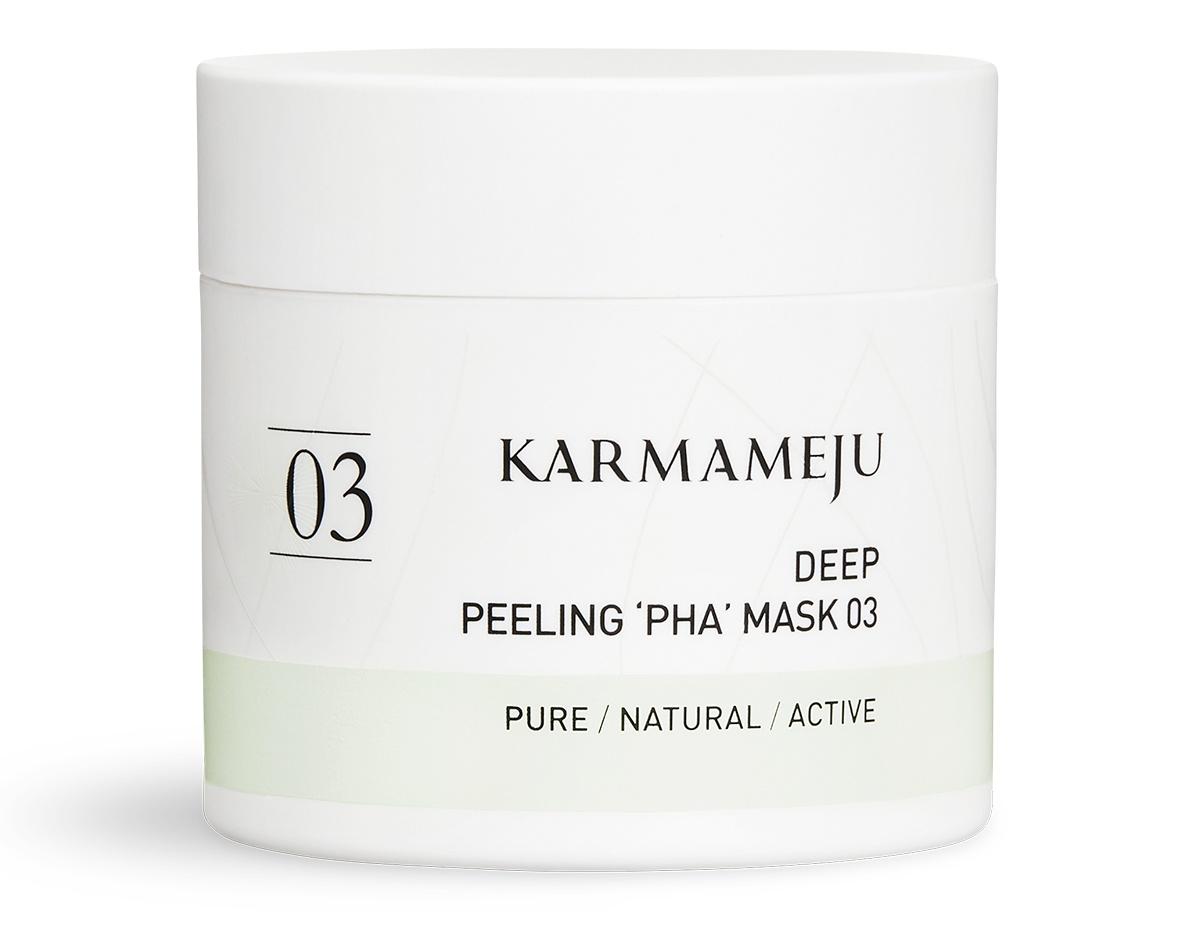 KARMAMEJU Deep / 'Pha' Peeling Mask 03