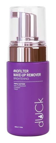 Duck Cosmetics #Nofilter Makeup Remover Brightening