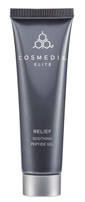 Cosmedix Elite Relief Soothing Peptide Gel