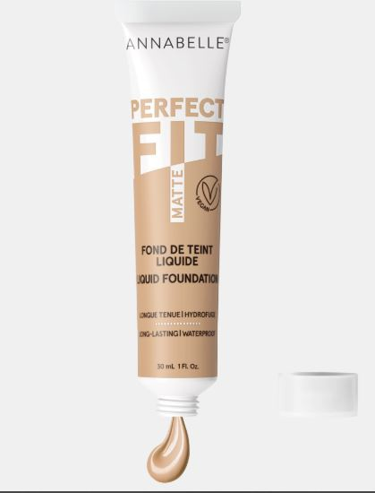 Annabelle Perfect Fit Foundation