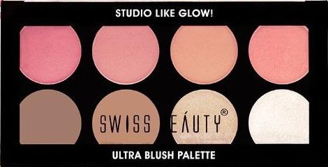 Swiss beauty Blush Pallet 2
