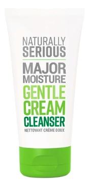 Naturally Serious Major Moisture Gentle Cream Cleanser