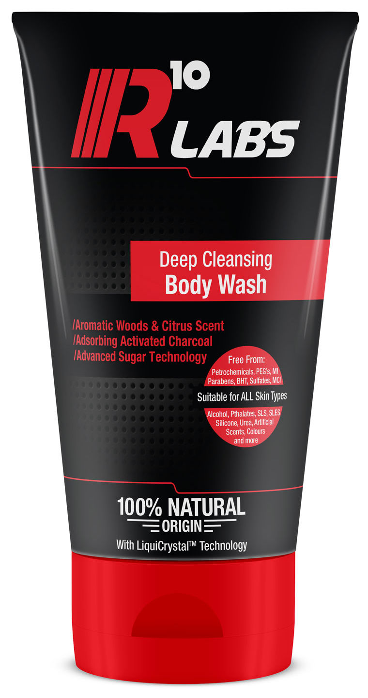 R10 Labs Deep Cleansing Body Wash