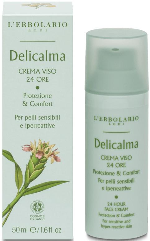 L'Erbolario 24 Hour Face Cream Delicalma
