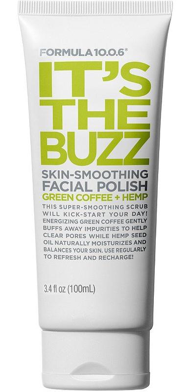 Formula 10.0.6 The Buzz Skin-Smoothing Facial Polish