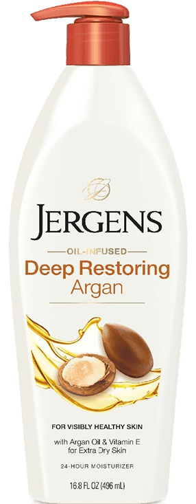 JERGENS Oil Infused Deep Restoring Argan