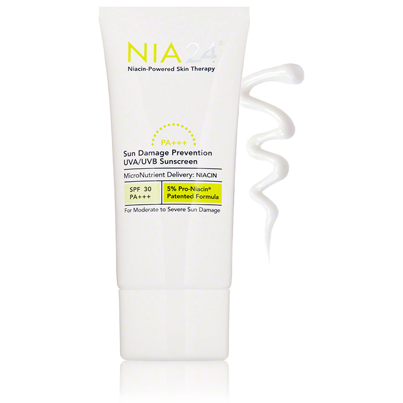 Nia 24 Sun Damage Prevention Uva/Uvb Sunscreen Spf 30 Pa+++