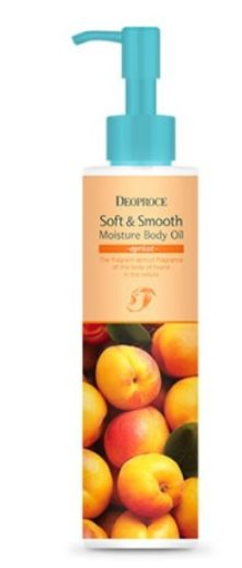 Deoproce Soft & Smooth Moisture Body Oil (Apricot)
