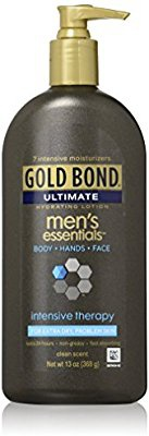 Gold Bond Men'S Essentials Intensive Therapy Lotion