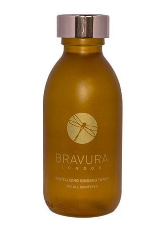 Bravura London Revitalising Ginseng Toner With Glycolic Acid 5%