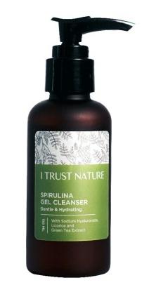 I Trust Nature Spirulina Gel Cleanser