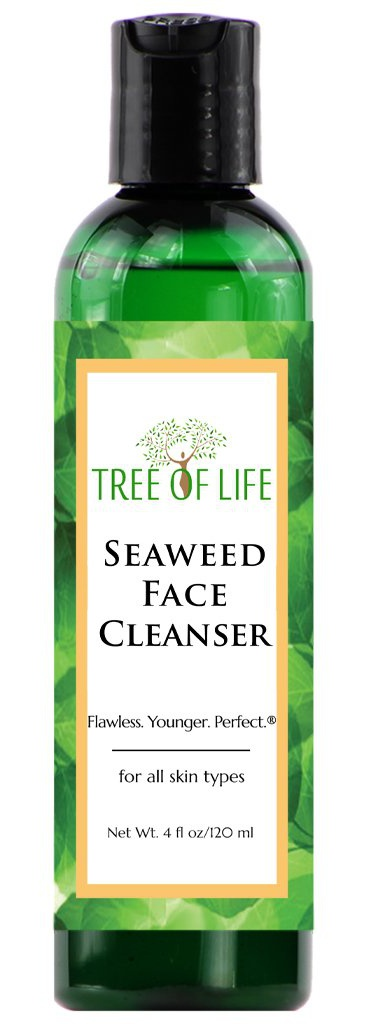 Tree of Life Beauty Seaweed Face Cleanser