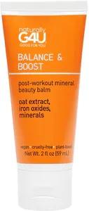 Naturally G4U Balance & Boost Post Workout Mineral Balm