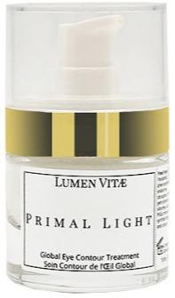 Lumen Vitae Skincare Primal Light, Global Eye Contour Treatment