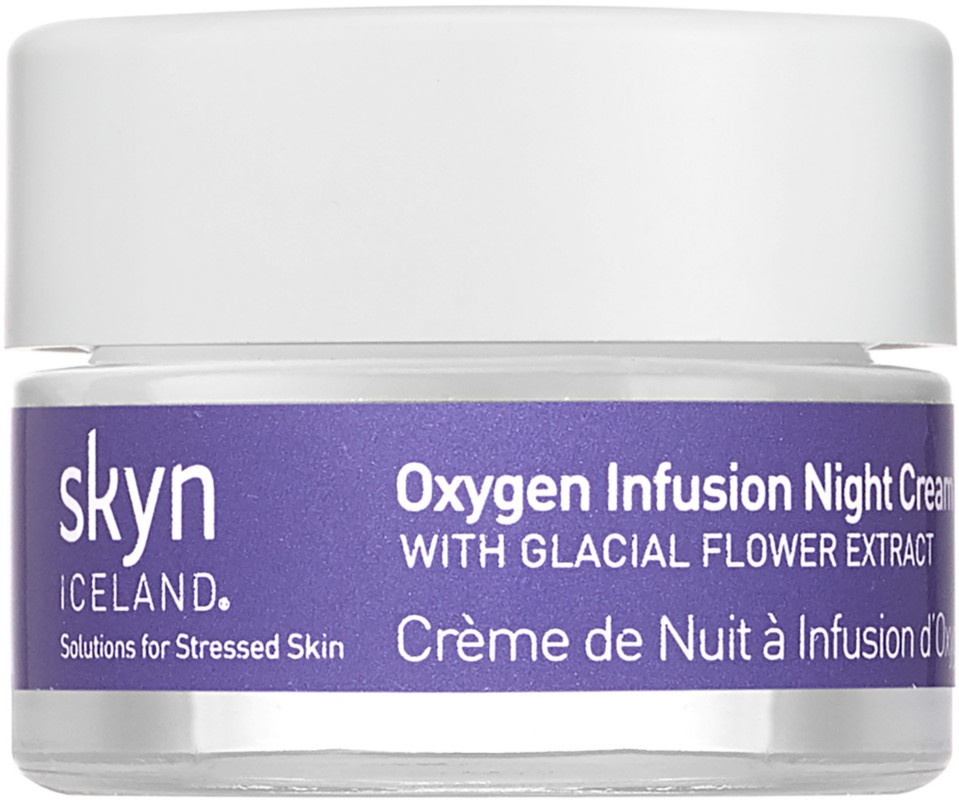 skyn ICELAND Oxygen Infusion Night Cream