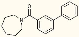 Biphenyl Azepanyl Methanone