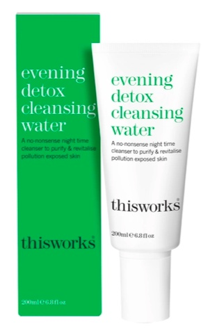 This Works Evening Detox Cleansing Water