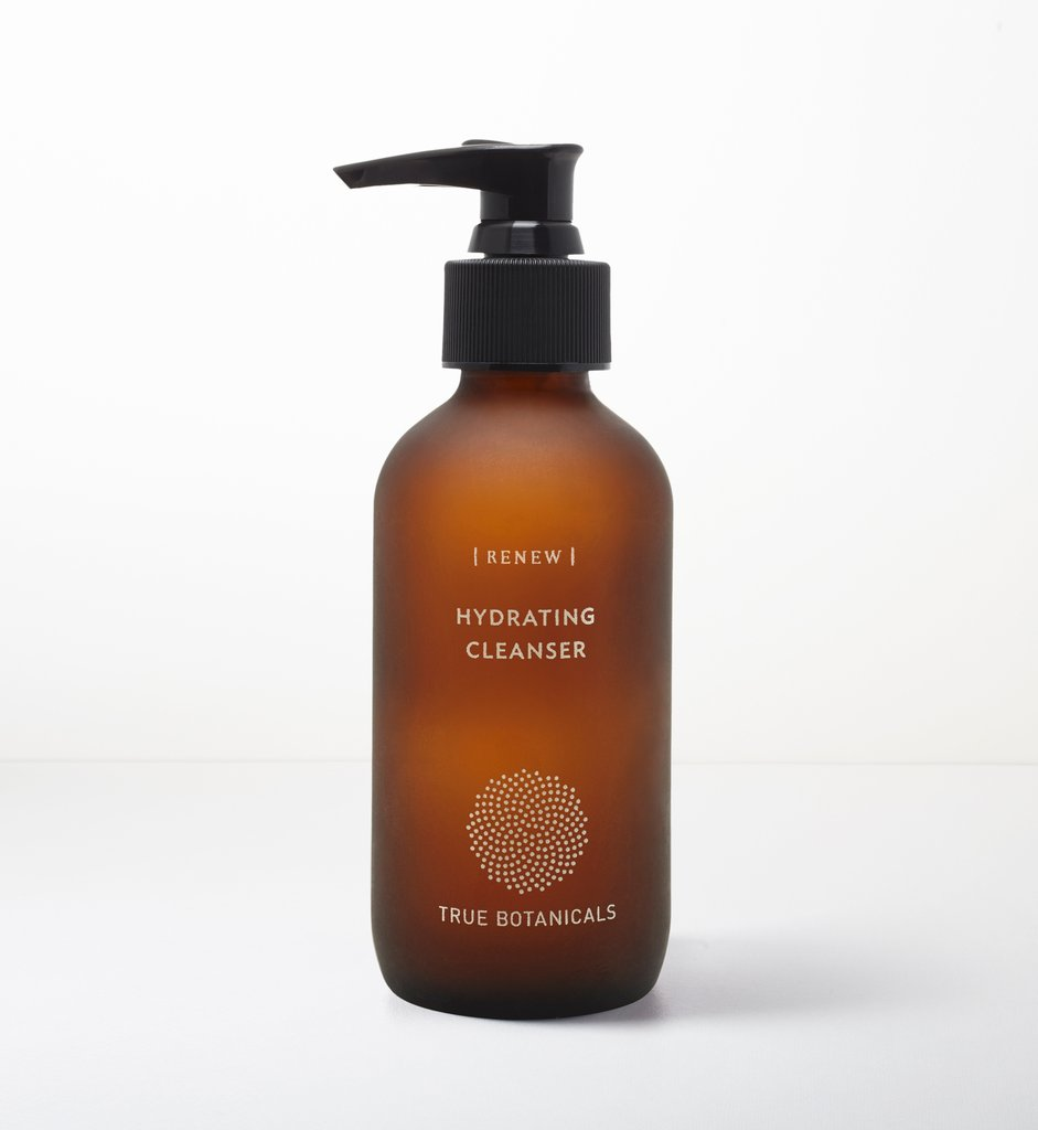 TRUE BOTANICALS Hydrating Cleanser