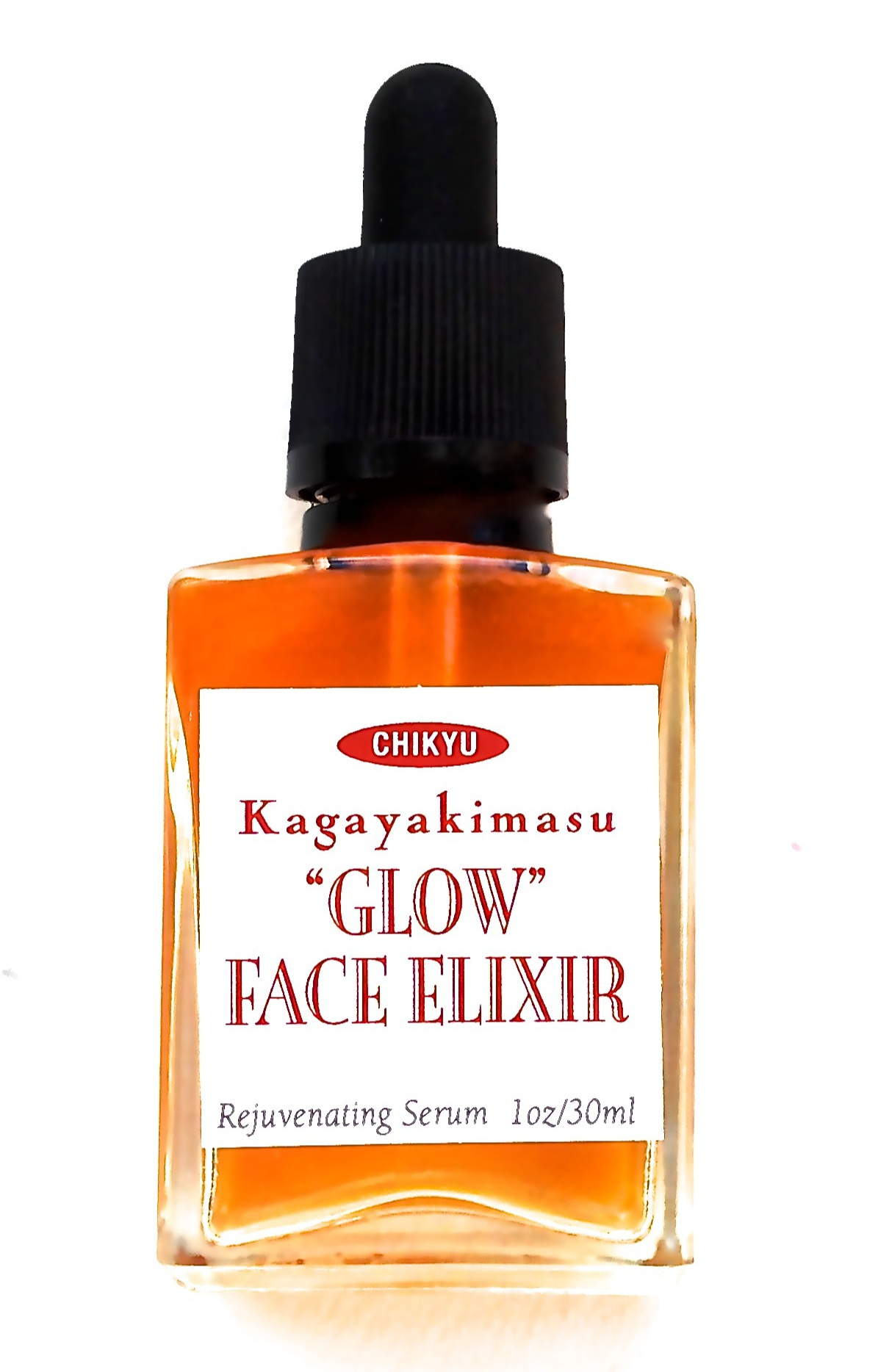 "Chikyu Kagayakimasu ""Glow""  Face Elixir"