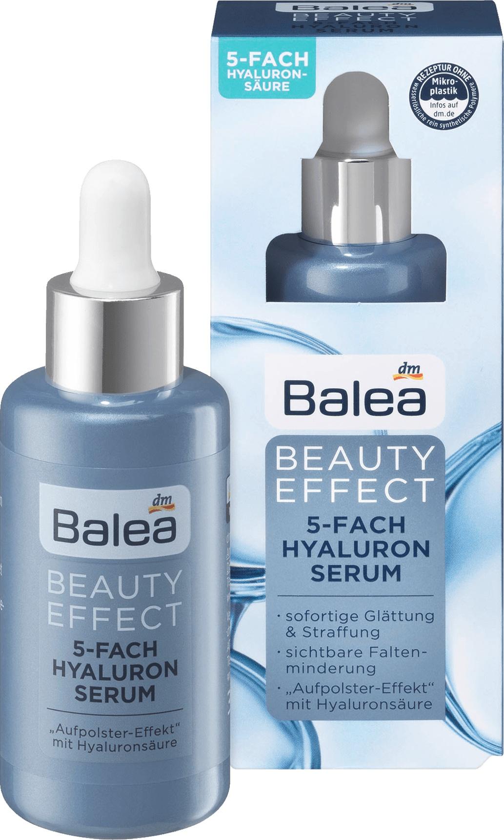 Balea Beauty Effect 5-Fach Hyaluron Serum