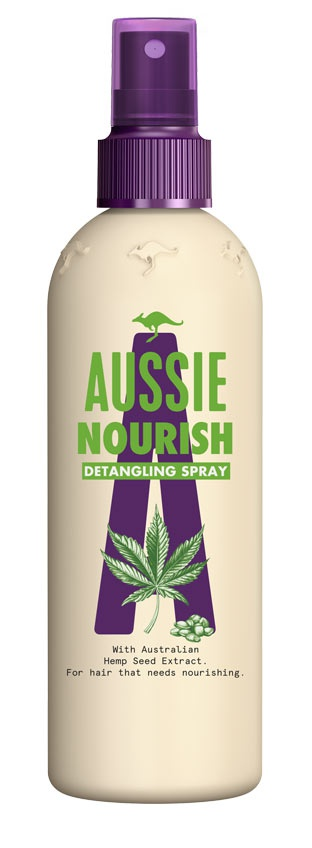 Aussie Hemp Detangling Spray